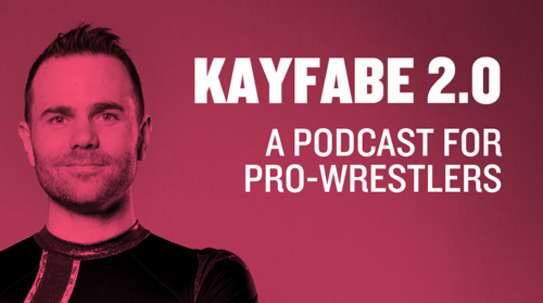 I've made a brand new #Kayfabe2.0 to inspire and infuriate you! Don't worry, it's free to listen to, and you can stop whenever you want. It's here: https://soundcloud.com/kayfabe2_0