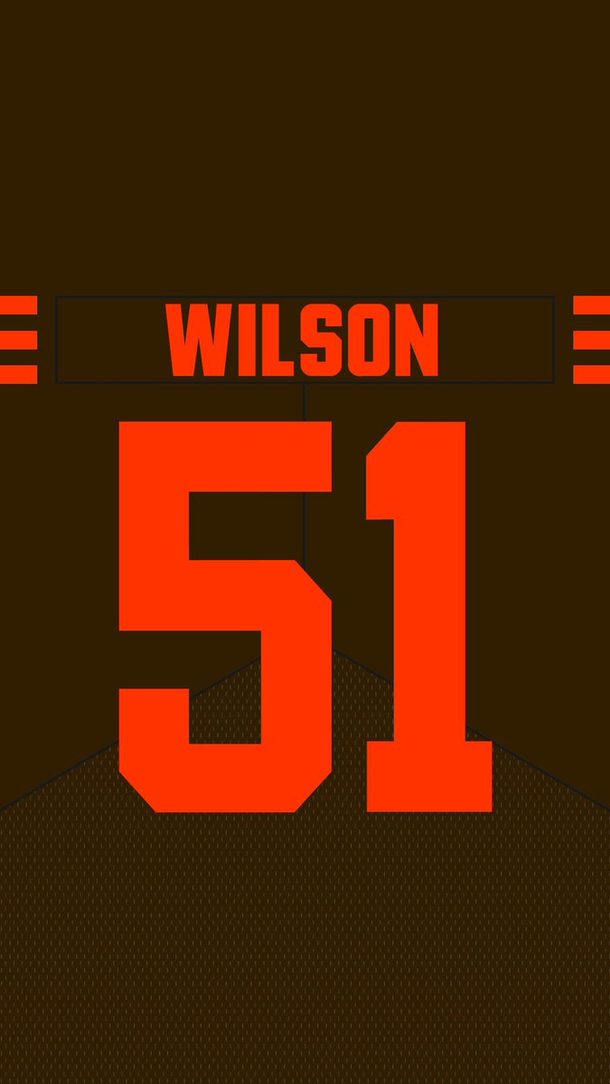 cleveland browns jersey numbers
