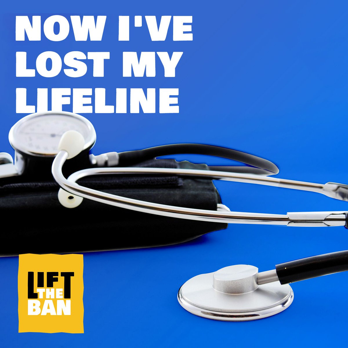 Doctors and nurses are trained to care for us when we need it most. But even the most vital healthcare workers are banned from working if they're seeking asylum in the UK.   Agree with us that this needs to change? Sign the petition to #LiftTheBan: https://act.refugee-action.org.uk/page/29178/petition/1 …