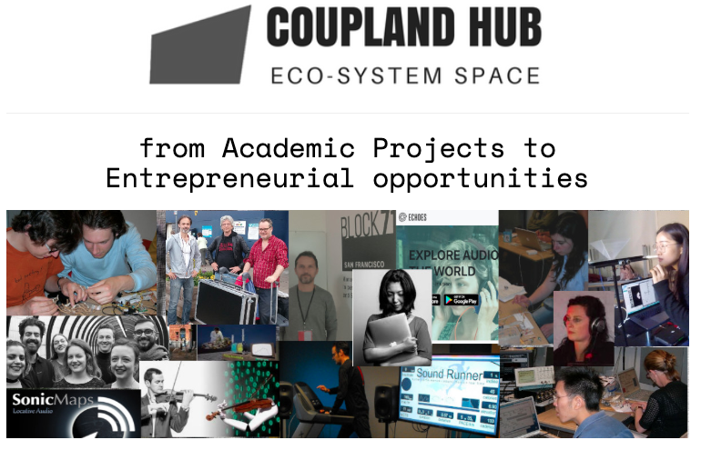 It is 2.5 years since we started #CouplandHub, an Eco-System builder space at @OfficialUoM, to facilitate the transition from students' projects and ideas to #entrepreneurial opportunities. 4 Editions, 3 FromLab2Market Cases and 29 Storylines so far! Web: https://t.co/3tDkrARMW9 https://t.co/a58HIsltrn