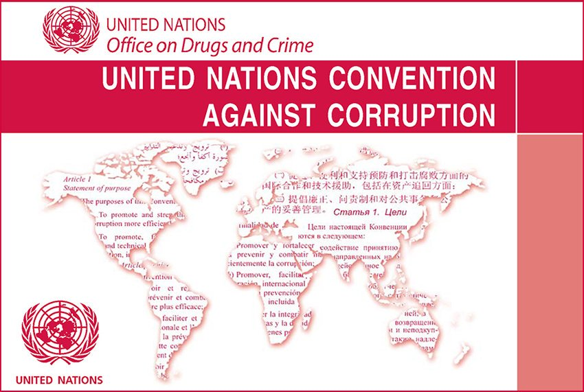 Kenya was the first country to ratify the United Nations Convention against Corruption on 9th December 2003. https://t.co/KF7OwFs7rc https://t.co/otfFA1XjWw