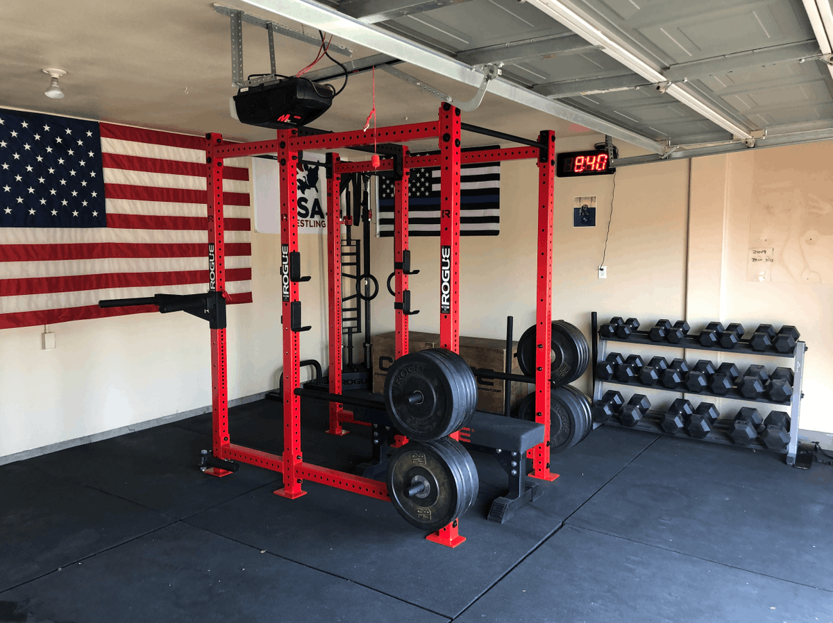 Rogue r power rack review