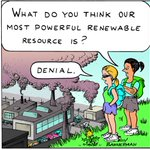 Image for the Tweet beginning: The undeniable truth about #renewableenergy