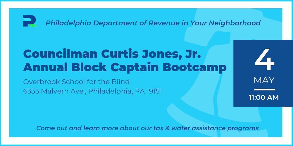 Philadelphia Revenue (@PhilaRevenue) | Twitter