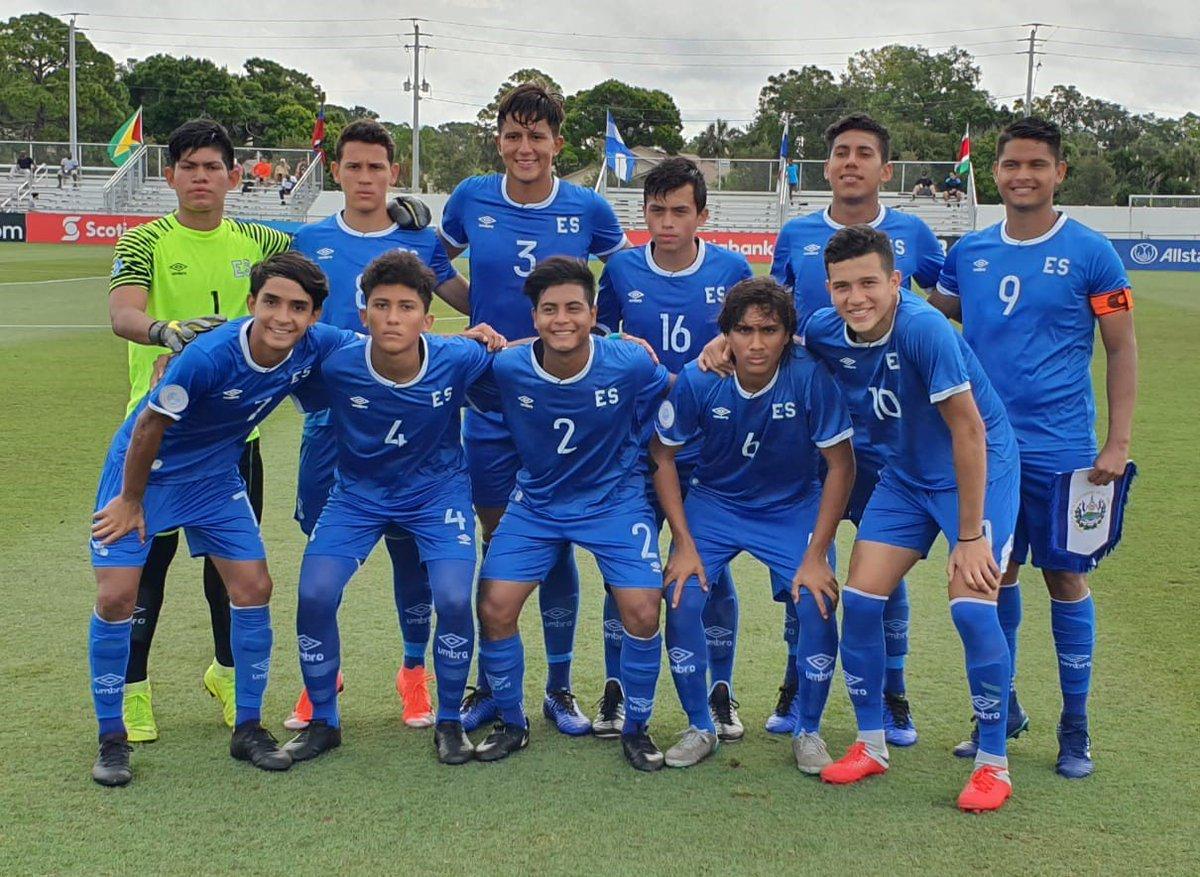 Sub17 Campeonato CONCACAF 2019 [Juego contra Haiti]. D5peXPhWAAEm90V