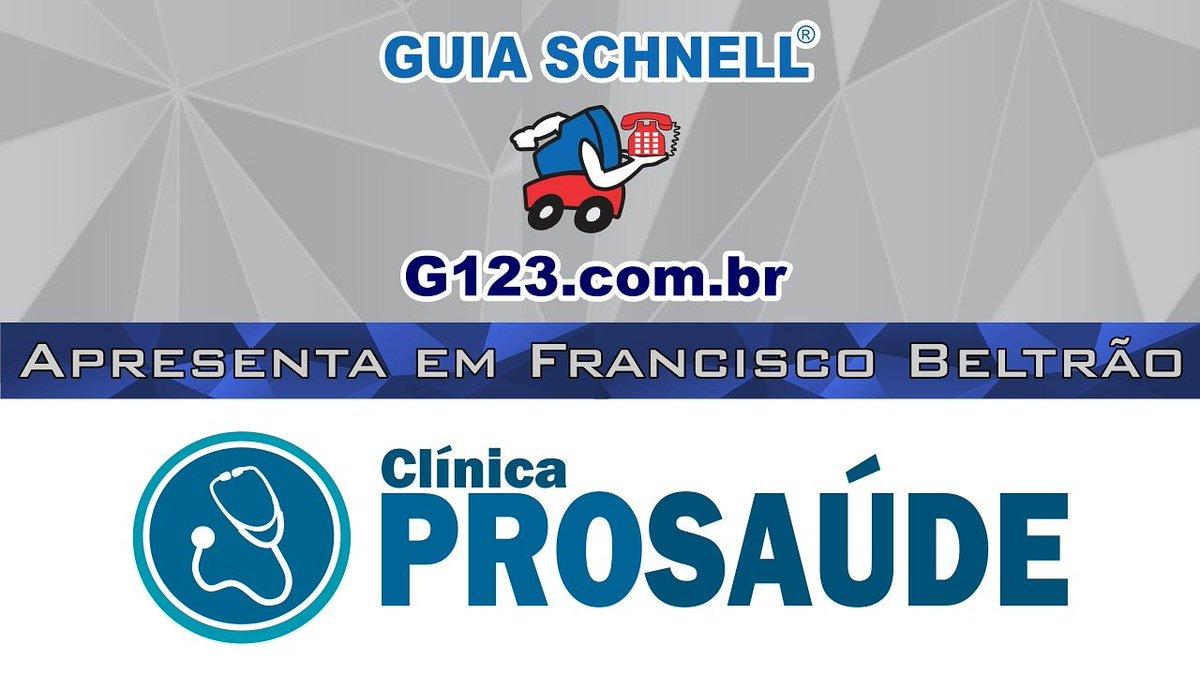 19ebdd2e3  clinicamedica  clinica  saude  franciscobeltrao  publicidade  propaganda   publicidadepropaganda  guia  guiaschnell  g123  telefonepic.twitter.com   ...