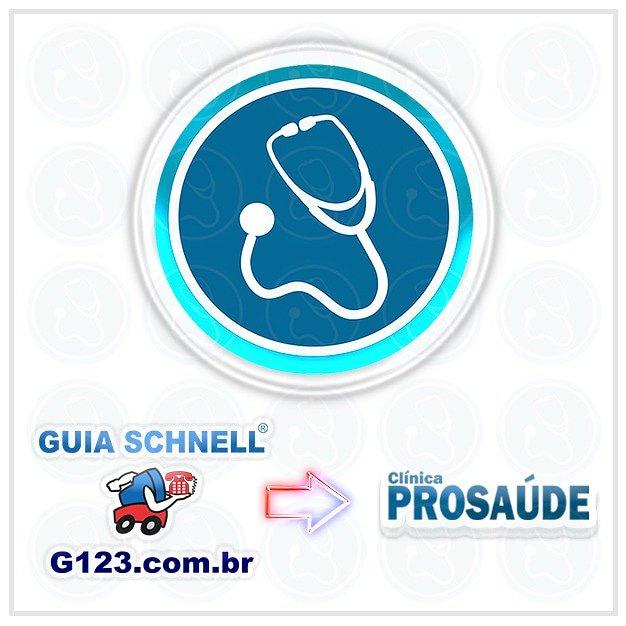 8c51e1a27 Clínica Prosaúde de Francisco Beltrão no Guia Schnell 💊💉 . . . .   clinicamedica