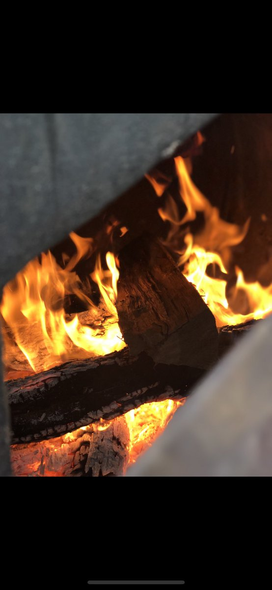 The rain has come and gone and the fires are still burning. Doors open at 11. Come get a good lunch. #bbqconganas