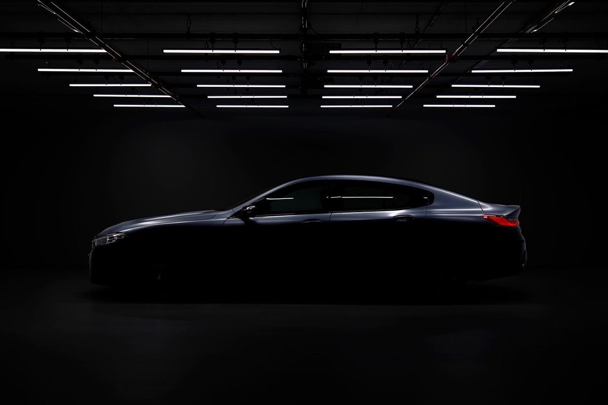 Bmw Ireland On Twitter Aesthetic Lines Catch Your Eyes The 8 Gran Coupe Is Coming The8 Bmw