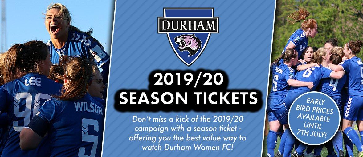 34795dc69ae Durham Women FC ( DurhamWFC)