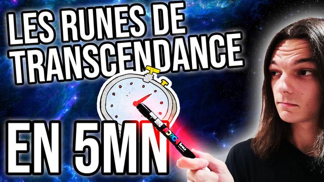 Radin On Twitter Pourquoi Ma Rune De Transcendance Ne