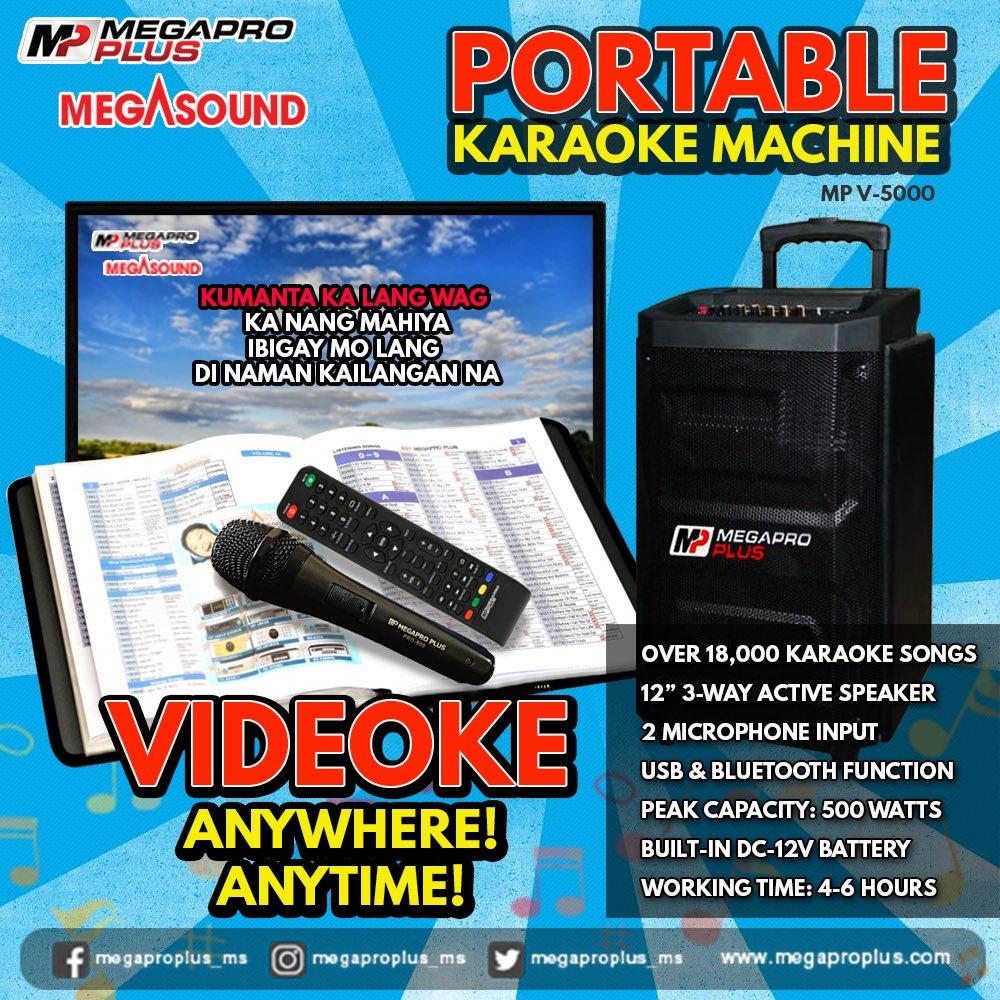 PortableKaraoke tagged Tweets and Downloader | Twipu