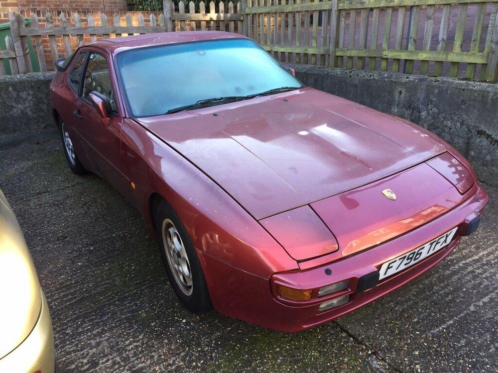 Uk Classic Cars On Twitter Ebay Porsche 944 Restoration