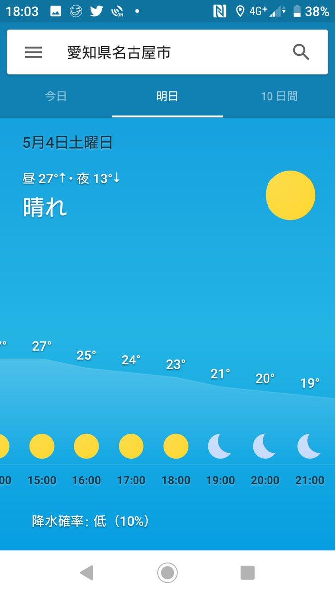 日間 天気 市 25 予報 名古屋