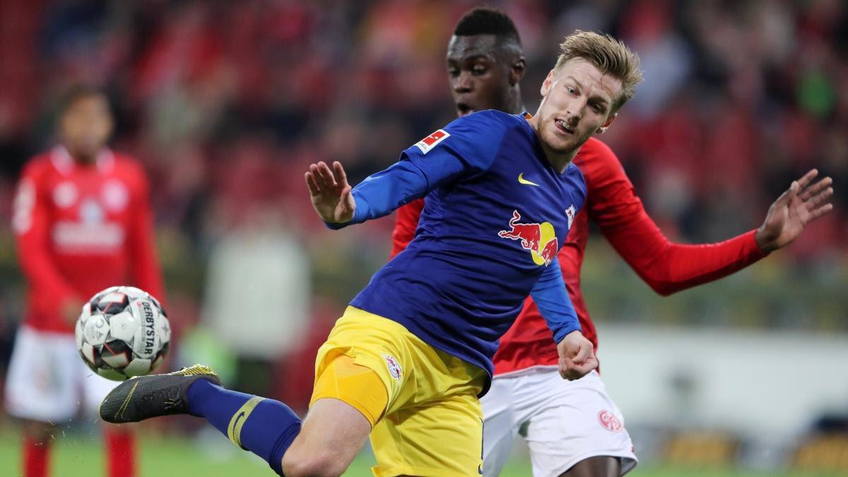 TNC Football Рџй№ИЈ's photo on RB Leipzig