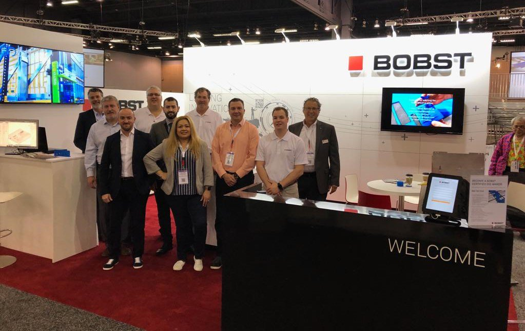 To Our Enthusiastic And Professional BOBST Team We Look Forward Welcoming You Again Soon OdysseyExpo2019 ToolingMatterspictwitter FLZ2Ub4uSV