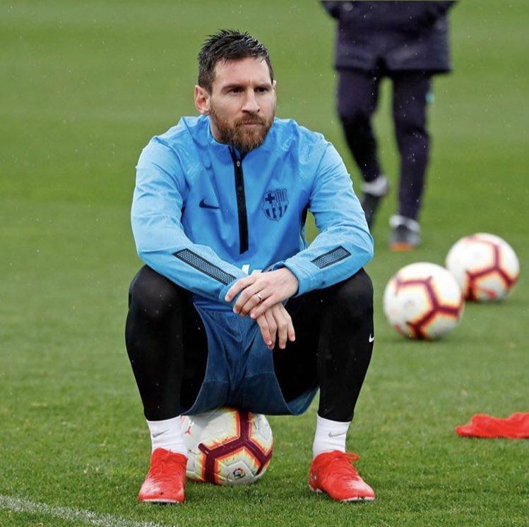 Ernesto Valverde sees no point in resting Lionel Messi