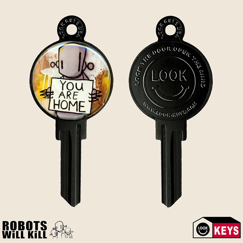 Now available lookkeys.com/product/chris-… @lookkeys !!!!