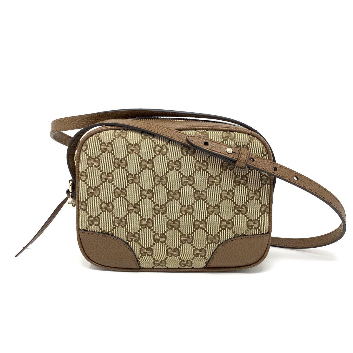 fdd9b702b Brand new Gucci Bree crossbody bag. #gucci #guccicanvas #guccimarmont  #guccibag #guccisneakerspic.twitter.com/ZhHXslnsXQ