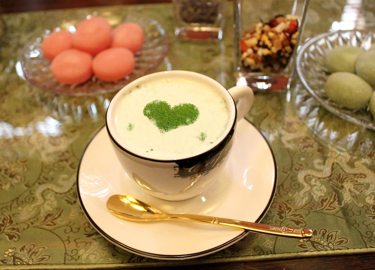 To a well-groomed start into the weekend!  #weekend #havefun #fun #tasty #yummy #matcha #greentea #baking #green #happy #loveit #best #almostweekend #tea #organic #bestoftheday #healthy #superfood https://t.co/hO1f8qLq2U