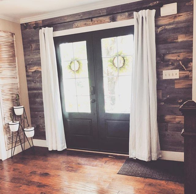 French Doors Stikwood Maplerunlane Featured Style Reclaimed Weathered Wood