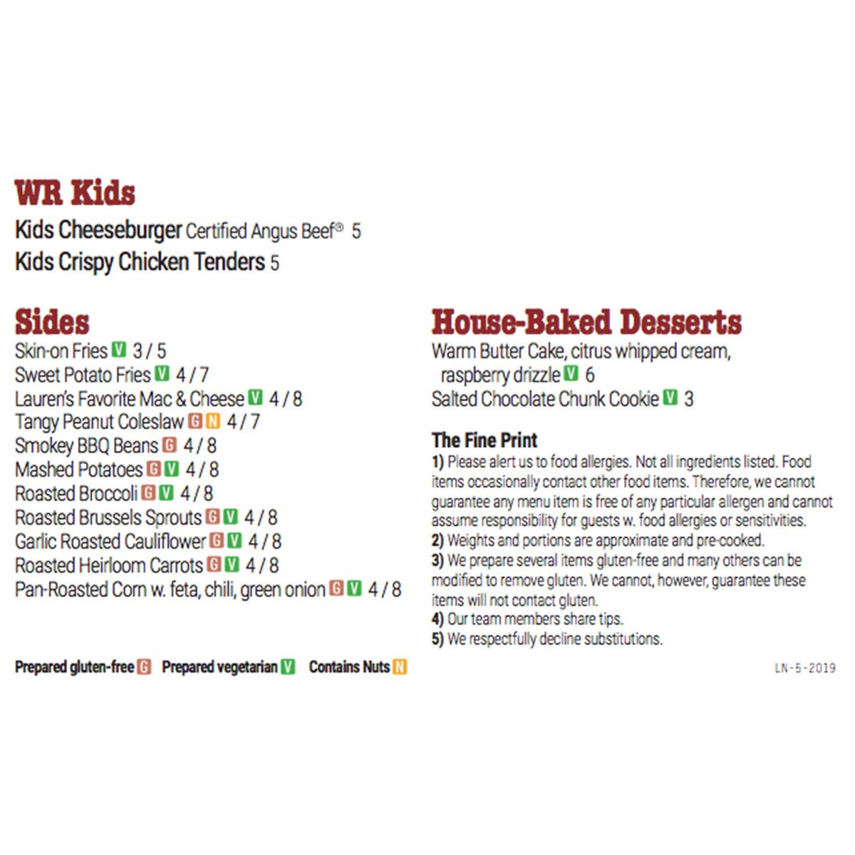 Wr Kitchen Bar On Twitter Presenting The Wrkb Menu What Will Be The First Thing You Order When We Open On Monday