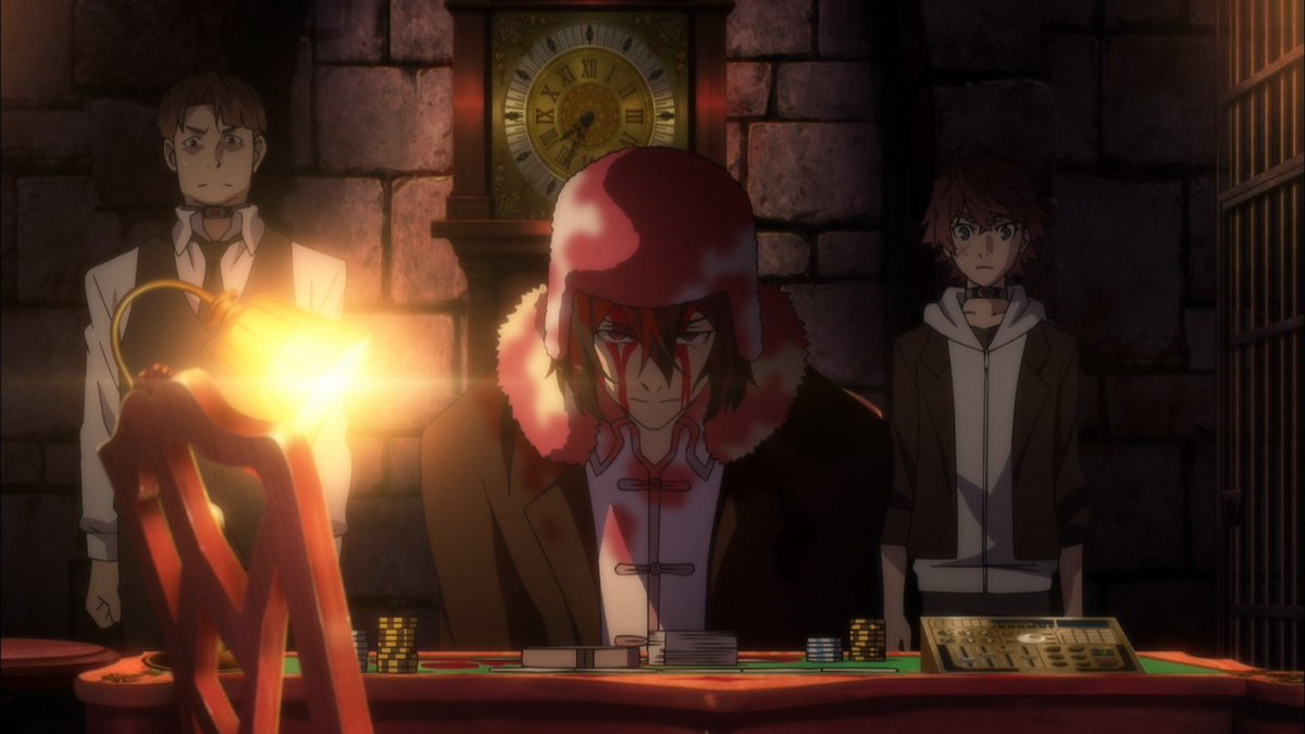 Bungou Stray Dogs III Episode 4