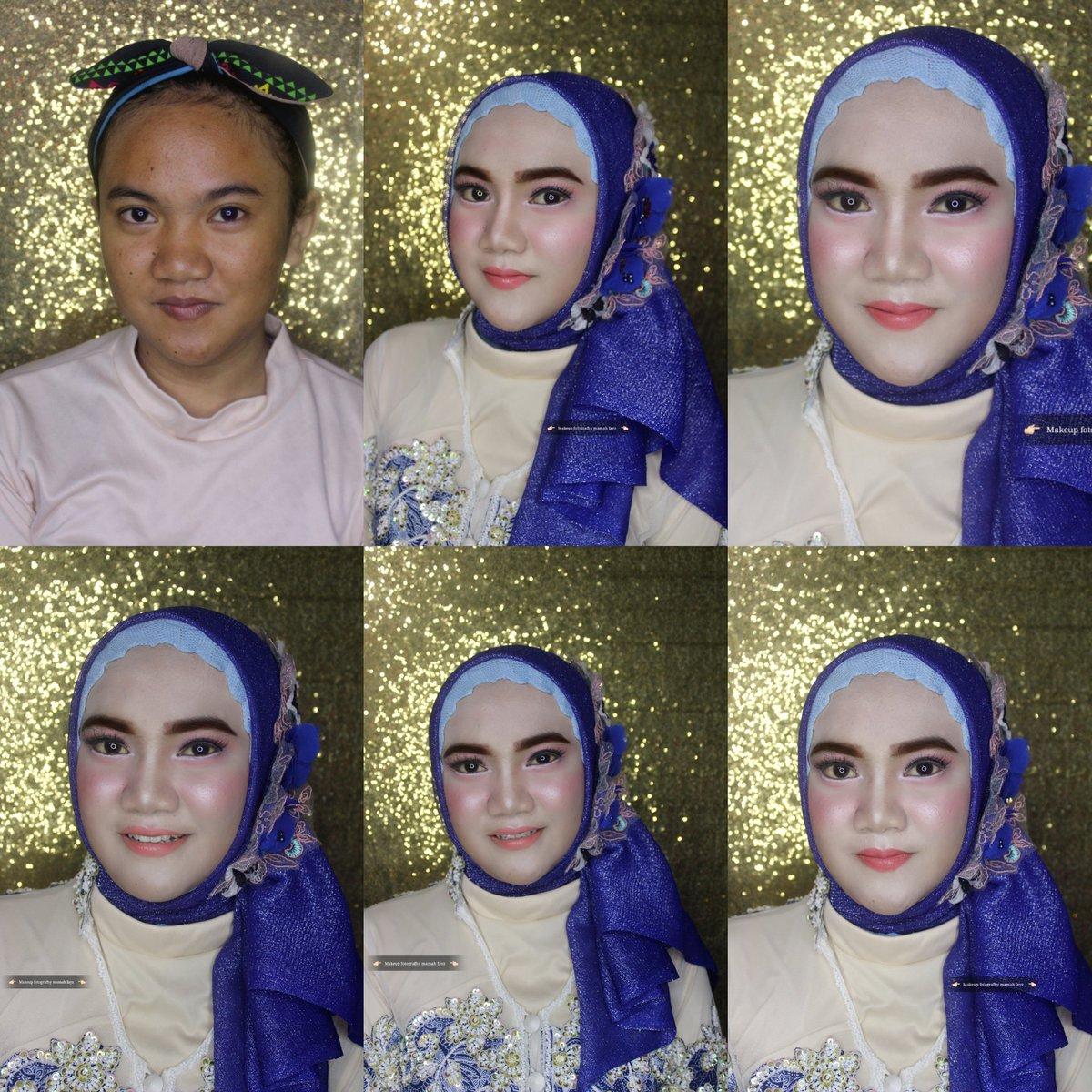 Makeup fotografhy mamah fayz 💄💄#prewedding #riaspengantinlamandau #riaslamandau #riaspengantin #riaspesta #riasfashion #riasfashionshow #riaskondangan #riasperpisahan #hijabmoderen #hijabpengantin #hijabmuslimah #hijabfashion #hijabpesta #lamandau #nangabulik #kalteng https://t.co/Yw8wXdHRiE