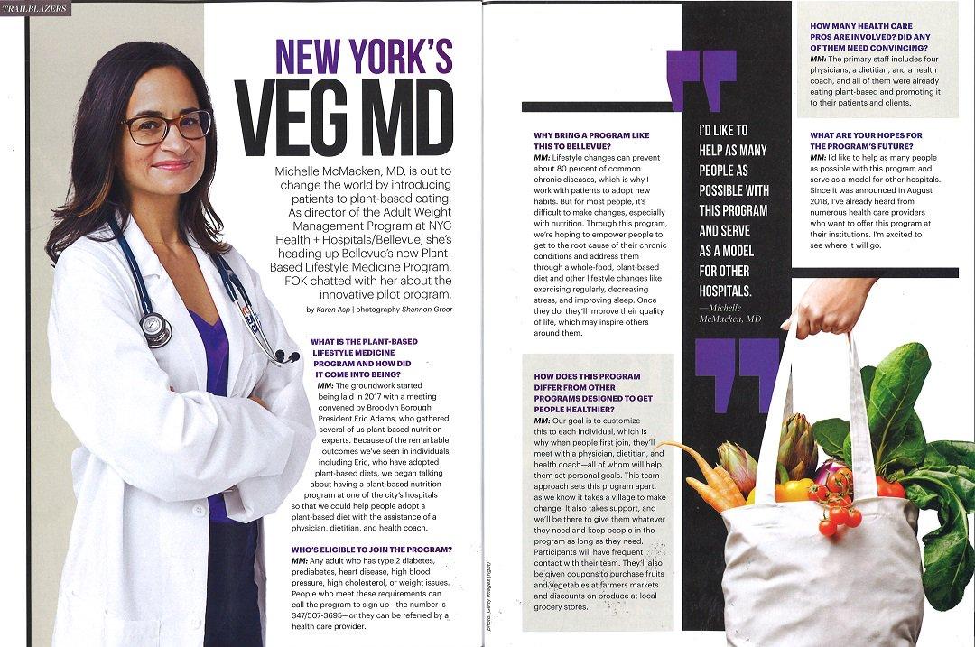 Dr  Michelle McMacken (@Veg_MD) | Twitter