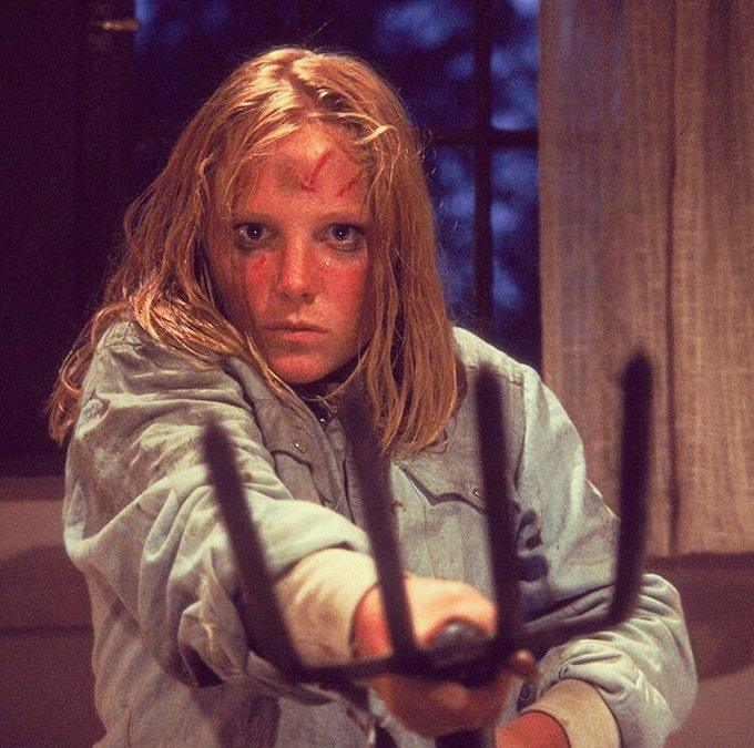 Happy Birthday to Friday the 13th: Part II s Ginny , Amy Steel!