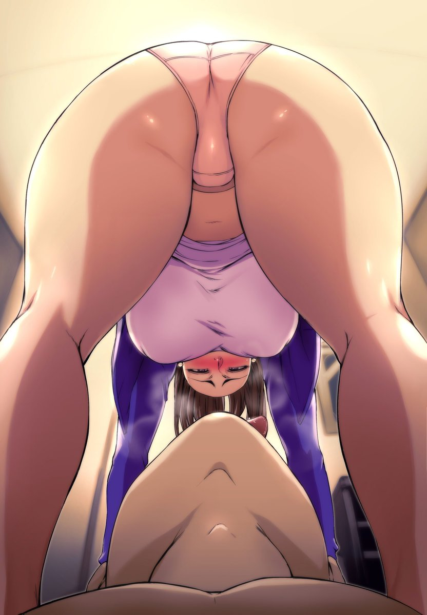 Hentai Panties Facesitting
