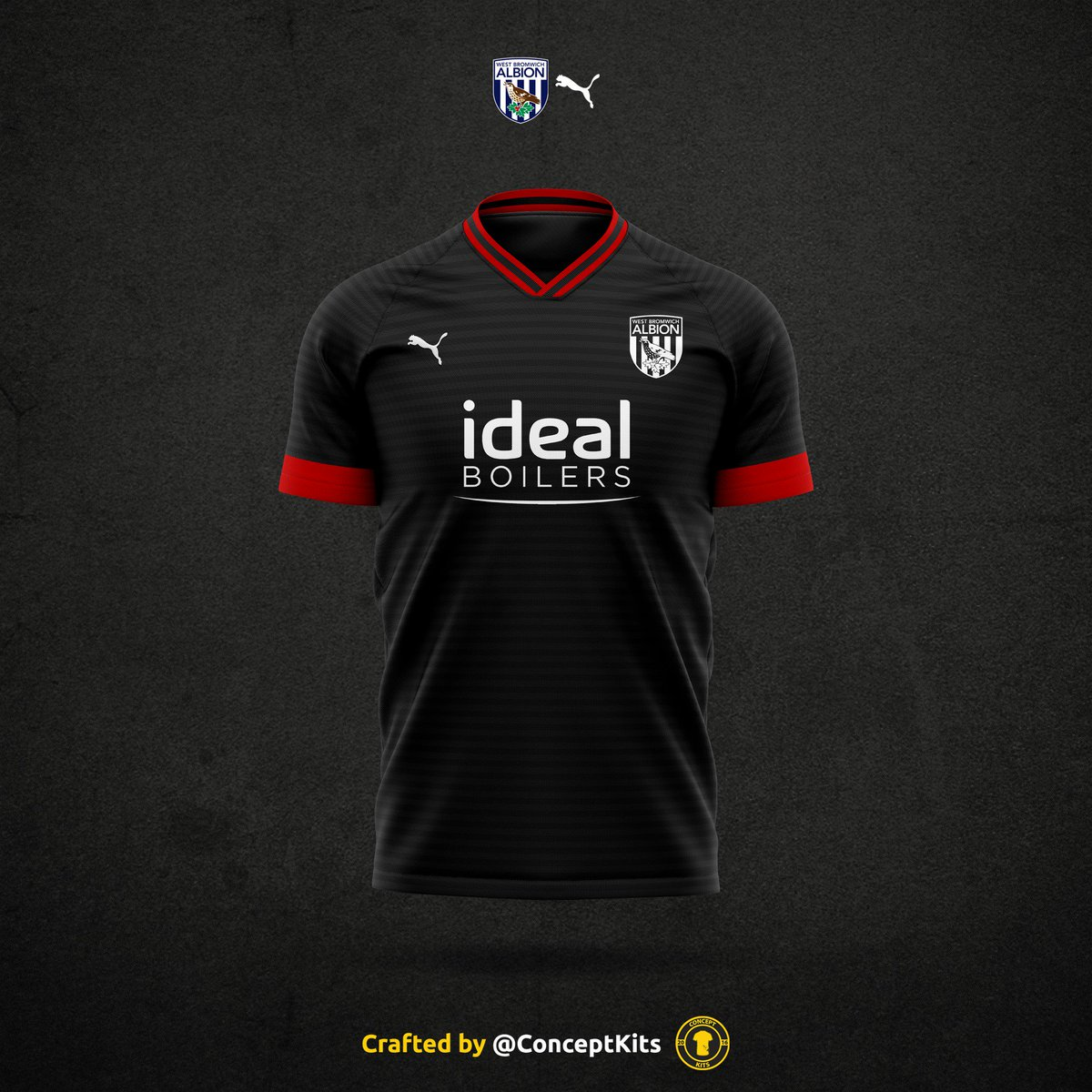 Concept Kits On Twitter West Bromwich Albion Home Away Kit Concepts For The 2019 20 Season Visit Our Website Over At Https T Co Kbhpheg4hb To See More Of Our Work And What We Do