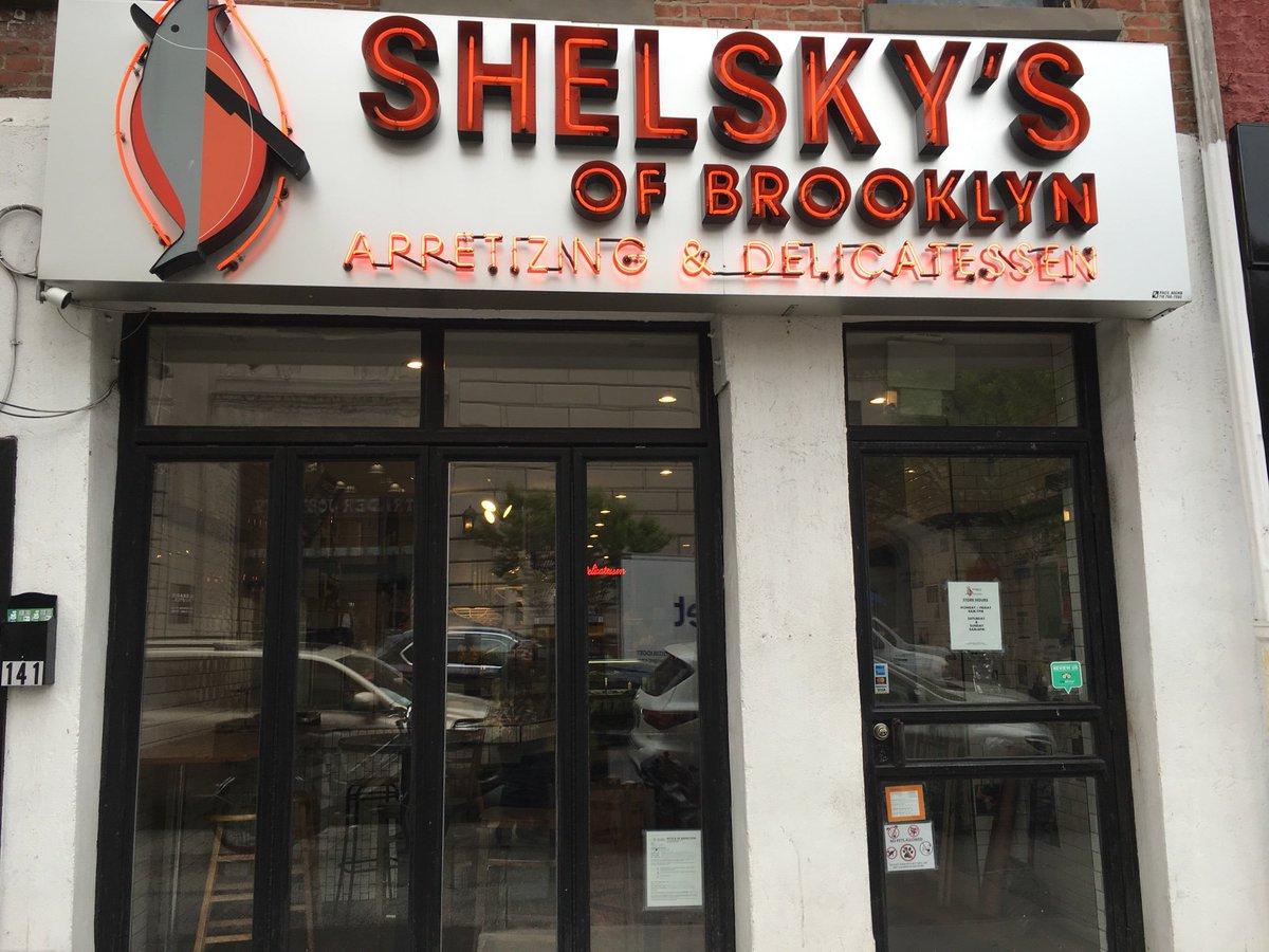 @Shelskys is always worth a trip if you're in Brooklyn. #bagels #brooklynbagels #Onlyinnyc