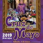 Image for the Tweet beginning: #Cofradíamarraja #Jóvenesmarrajos #CruzdeMayo2019