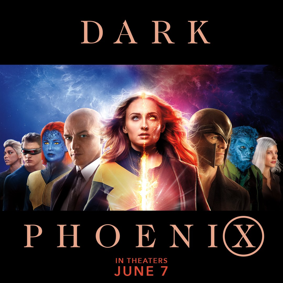 Preview Film X Men Dark Phoenix 2019 Edwin Dianto New Kid On The Blog