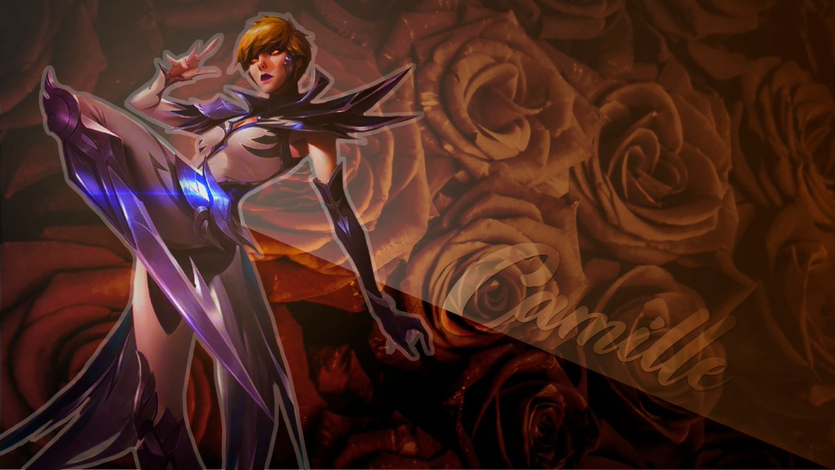 Merari 3 On Twitter Invictus Wallpaper For Pc Fiora