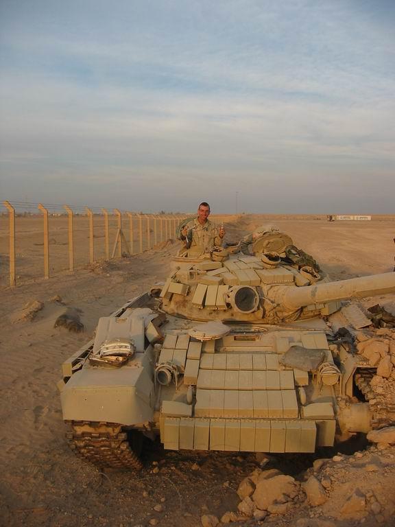 الدبابة العراقية (أسد بابل) تقنيا و ميدانيا. - صفحة 2 D5suNJoUUAA3Bdl