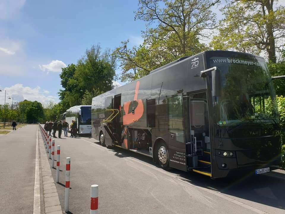 Bus Fahren Spiel