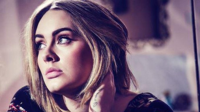 ¡Happy birthday, Adele (   !