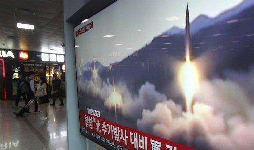 КНДР возобновила ракетные испытания