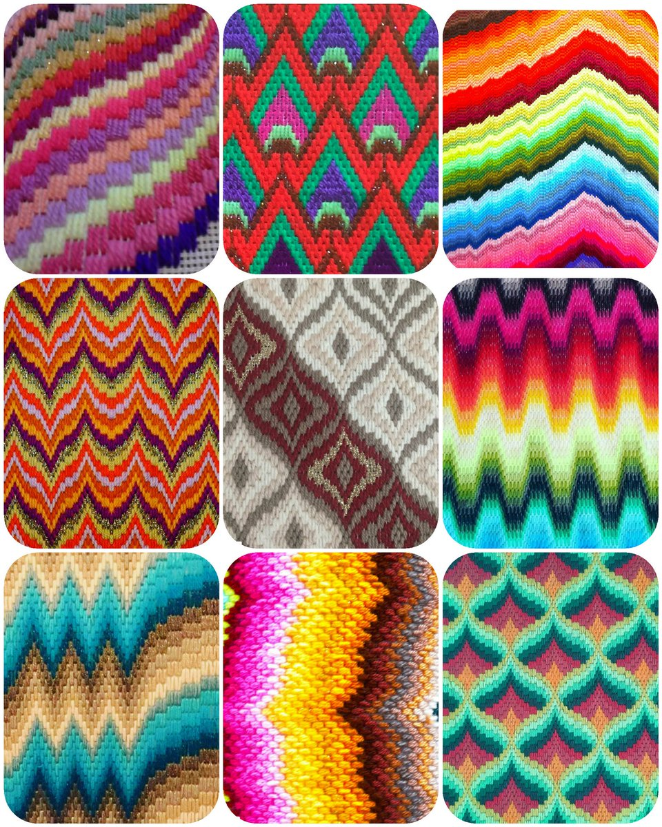 Bargello Hashtag On Twitter