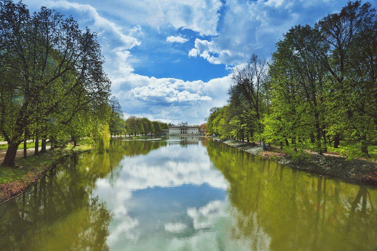 Warszawa в Twitter Jaki Jest Najbardziej Znany Park W