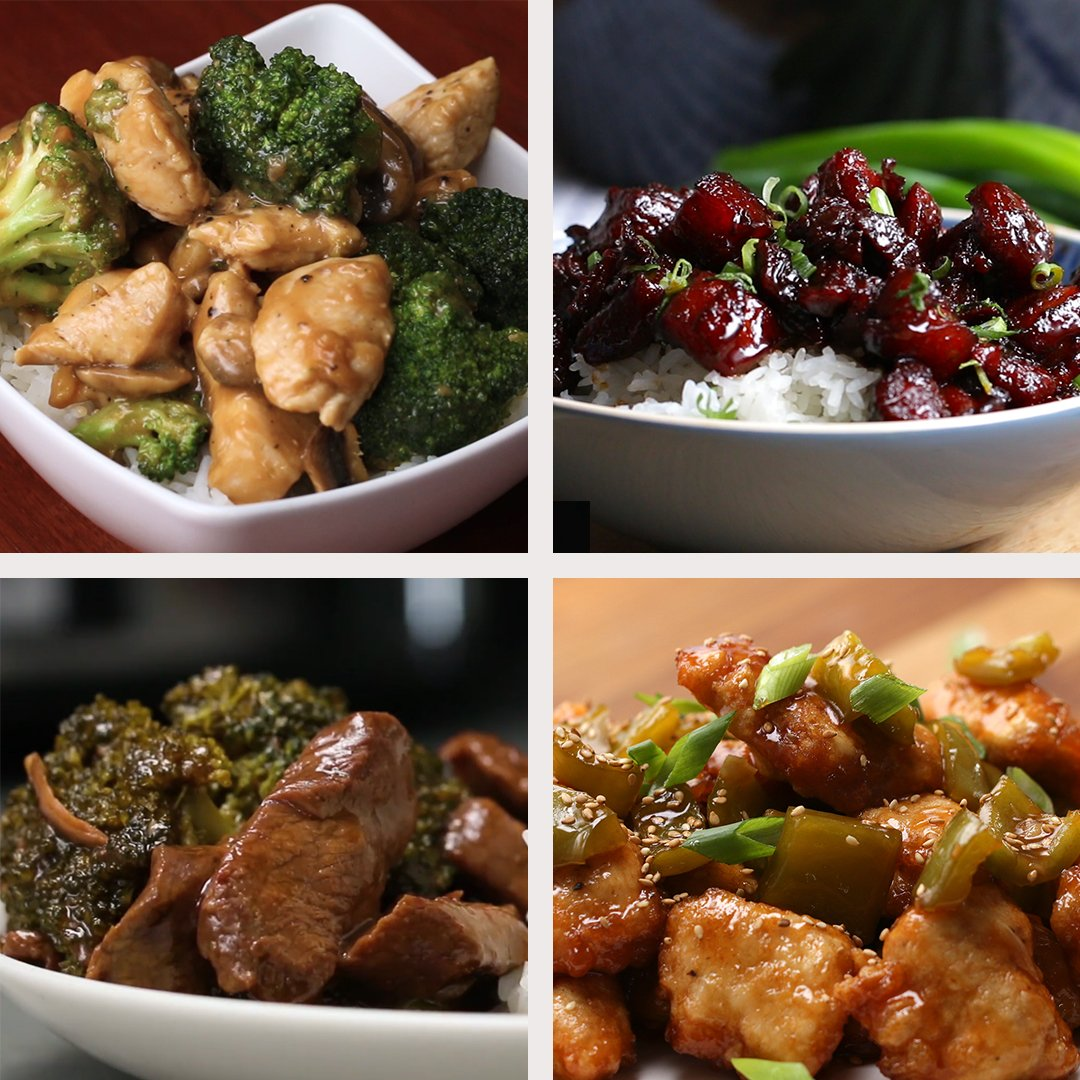 Trying to cut back on take-out? Try these homemade dinners instead!