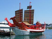 遣隋使・遣唐使日本から中国へ派遣された使節船団をくみ波濤を渡り唐土から数々の文物などを舶載し日本文化の黎明になくてはならない役割を果たした鑑真和上の招来など人間ドラマにも満ちている#歴史