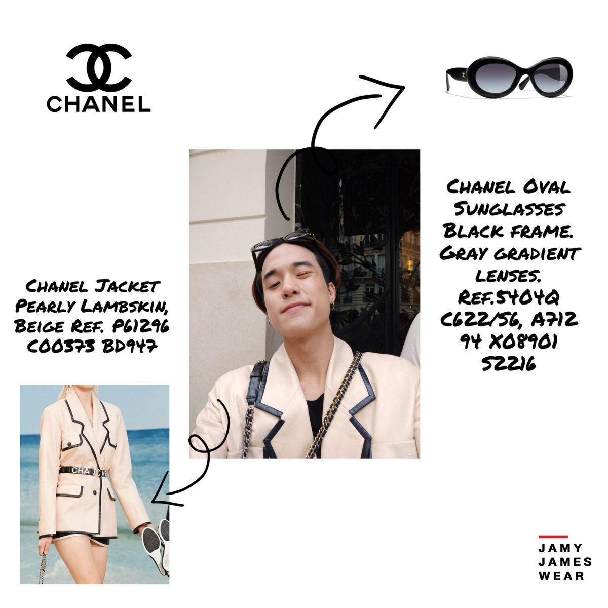 b2b176db05679 chanelcruisewithjmj hashtag on Twitter