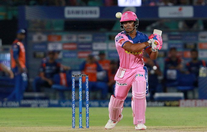 Live Cricket Score - Delhi Capitals vs Rajasthan Royals
