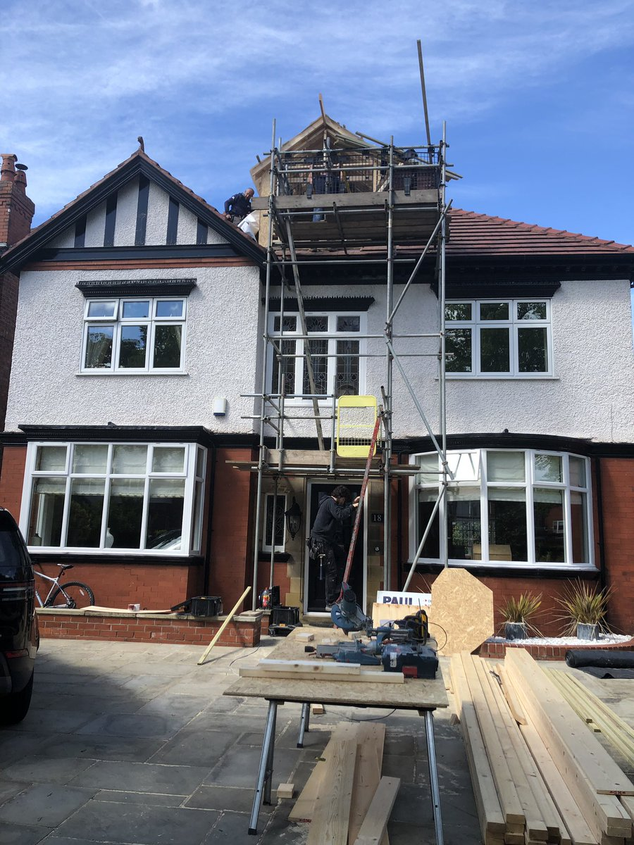 test Twitter Media - Started a loft conversion this week to create a second floor master suite incorporating a walk in wardrobe and en-suite. 8 week build, look out for the images as we progress. #loft-conversation #Southport #design&build #Paul Ennis https://t.co/bE89gaYe4a