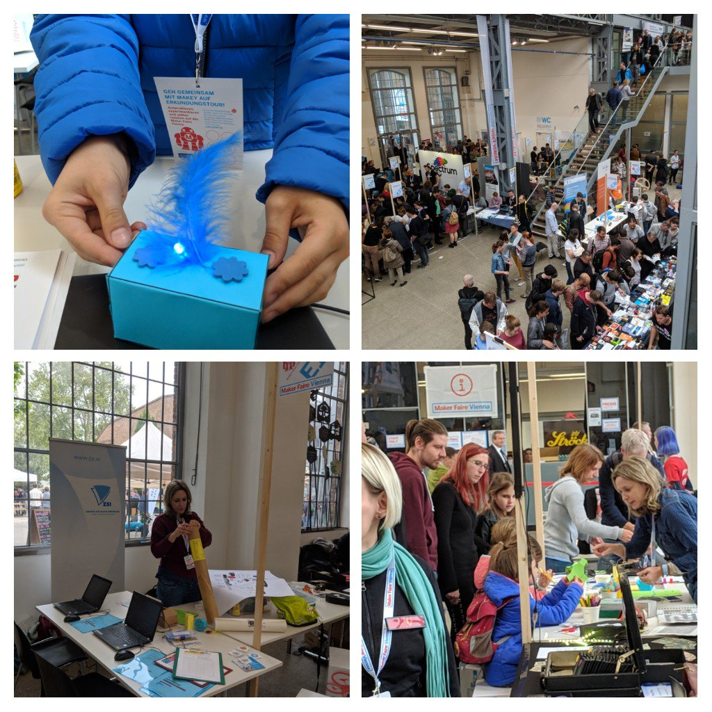 test Twitter Media - Making for young makers #MakerFaire #Vienna @DOIT_Europe_Net @ZSInnovation https://t.co/z8MsMeUC5e