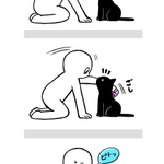 猫はちょっと自意識過剰!?そんなところが好きやで…