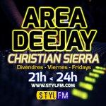 Image for the Tweet beginning: El nostre deejay Christian Sierra